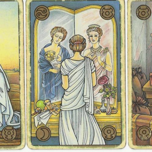 A Symbolon kártya (A sors, mint esély lehetőségeink és választásaink tükrében)