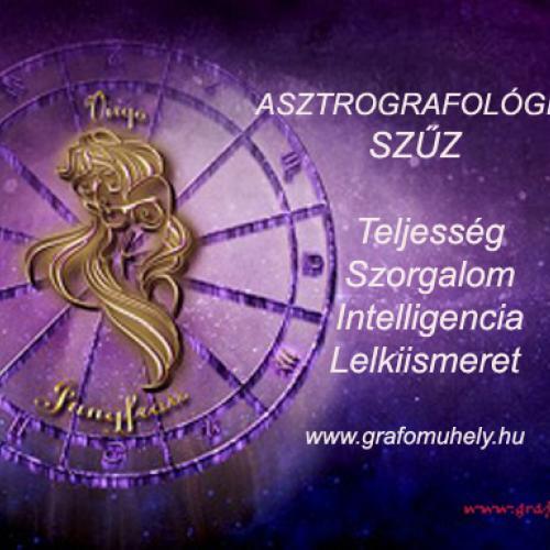 Asztro-grafológia: Grafológia és egészség (8. rész) A testrészek és a jegyek kapcsolata (Szűz)