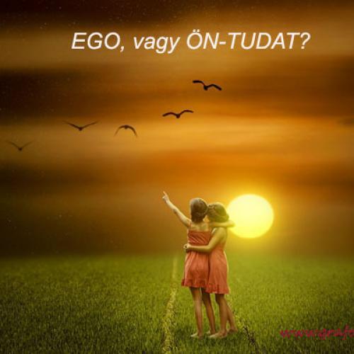 """""""Ego"""", vagy ön-tudat?  Az önkiteljesedés göröngyös útja grafológusszemmel"""